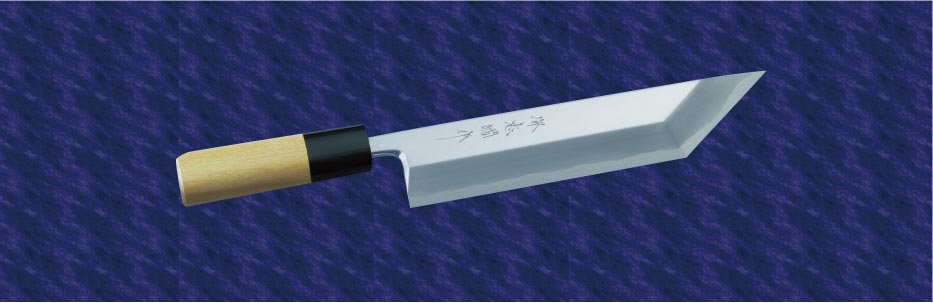 画像1: 鰻裂(銀三鋼) 180mm