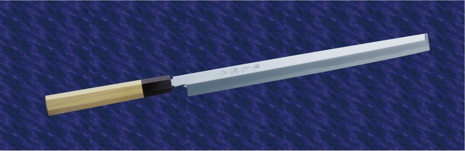 画像1: 蛸引(銀三鋼) 300mm
