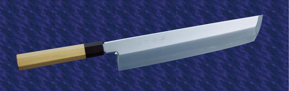 画像1: 鱧切(白鋼) 330mm